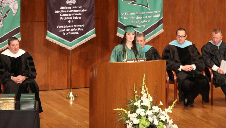 Hannah Mountz Graduation Speech