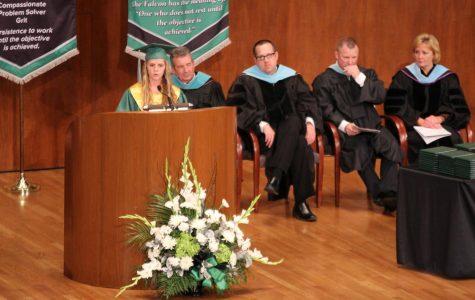 Ashley Beffa Graduation Speech