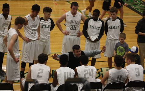 Head Basketball Coach Takes New Position in District